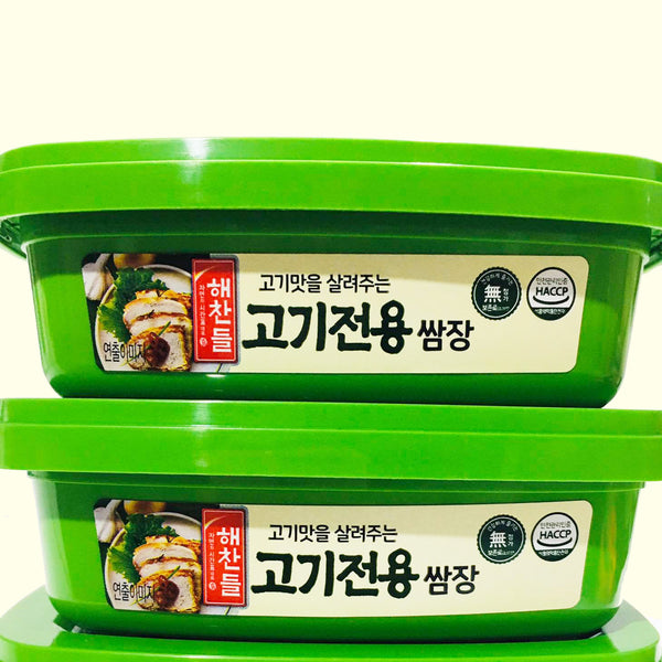 CJ Soy Bean Paste Ssamjang 200g