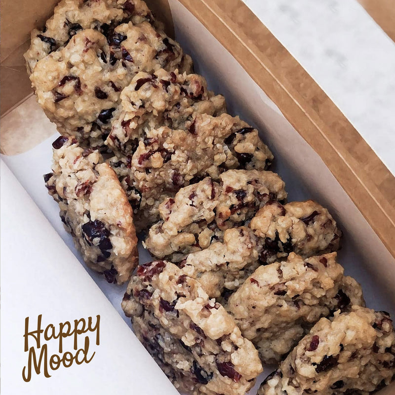 Oatmeal Cranberry Cookies - 3Box