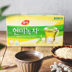 Dong Seo Green Tea - 25 Pcs.