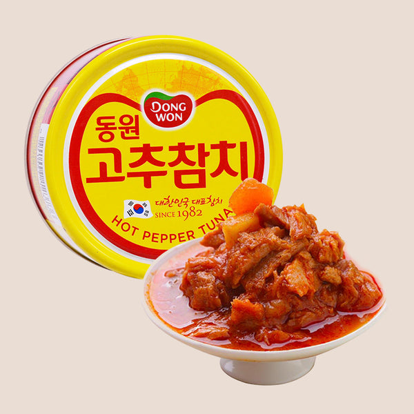 Dongwon Hot Pepper Tuna 100g