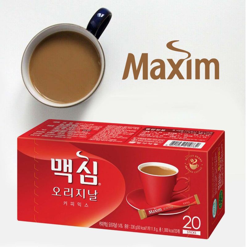 Maxim Original Coffee - 20 Pcs.
