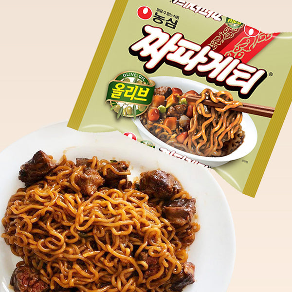 Black Bean Noodles - 3Pcs.