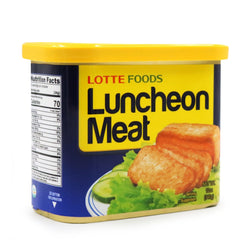 Lotte Luncheon Meat - 340g