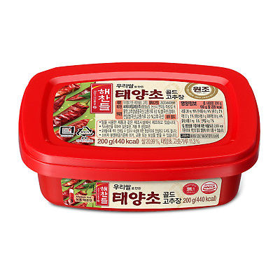 Gochujang Korean Sauce Chili Paste - 200g