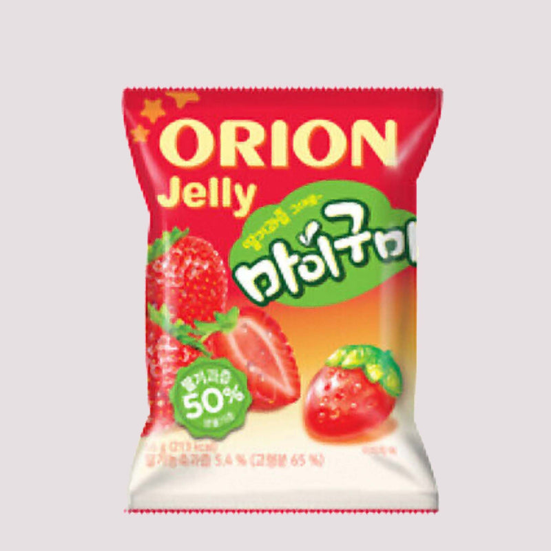 Orion Jelly Strawberry