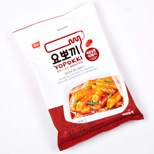 Sweet and Spicy Rice Cake Big - 280g