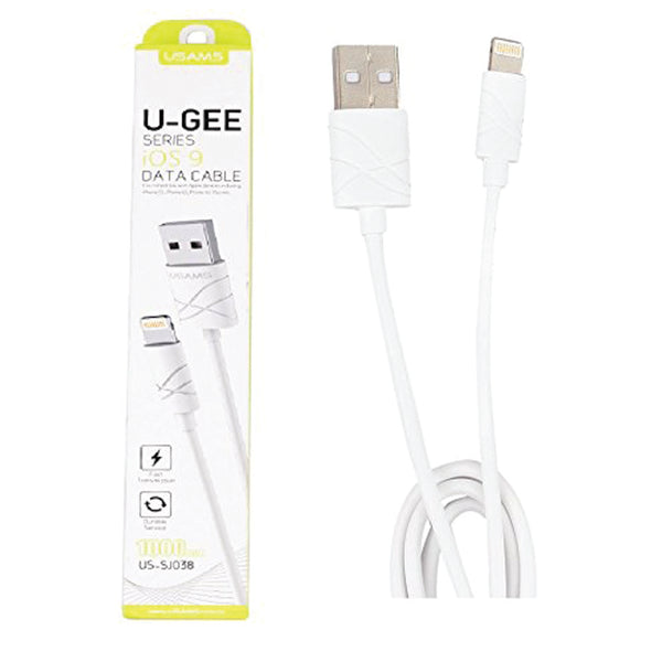 Usams iPhone 3ft. Fast Charger Cable