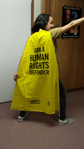 I Am A human Rights Defender Cape