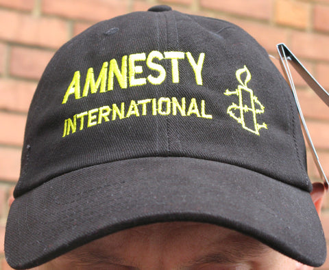 Amnesty International Ball Cap