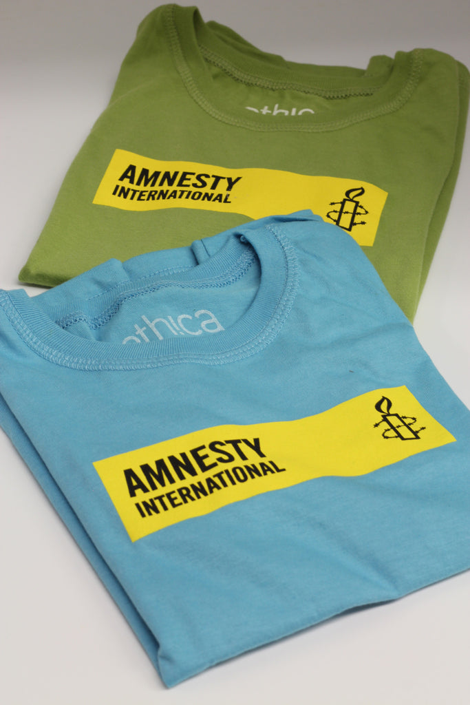 Children's Amnesty Brand T-Shirt