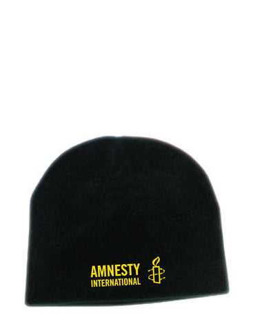 Black Fleece Toque (Amnesty Brand)