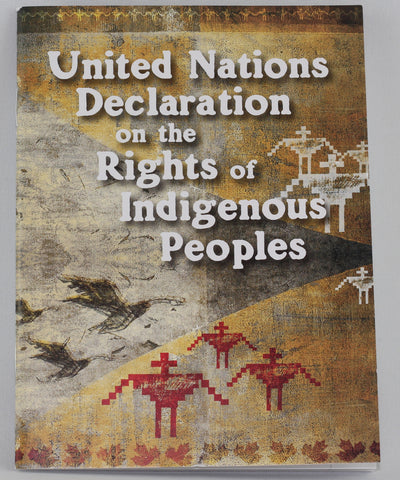 """ UNDRIP Booklet"" Bundle of 10 booklets"
