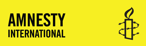Amnesty International Cloth Banner