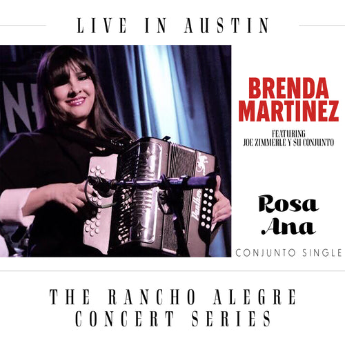 CD Single - Brenda Martinez -