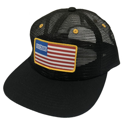 Full Mesh Flag Hat