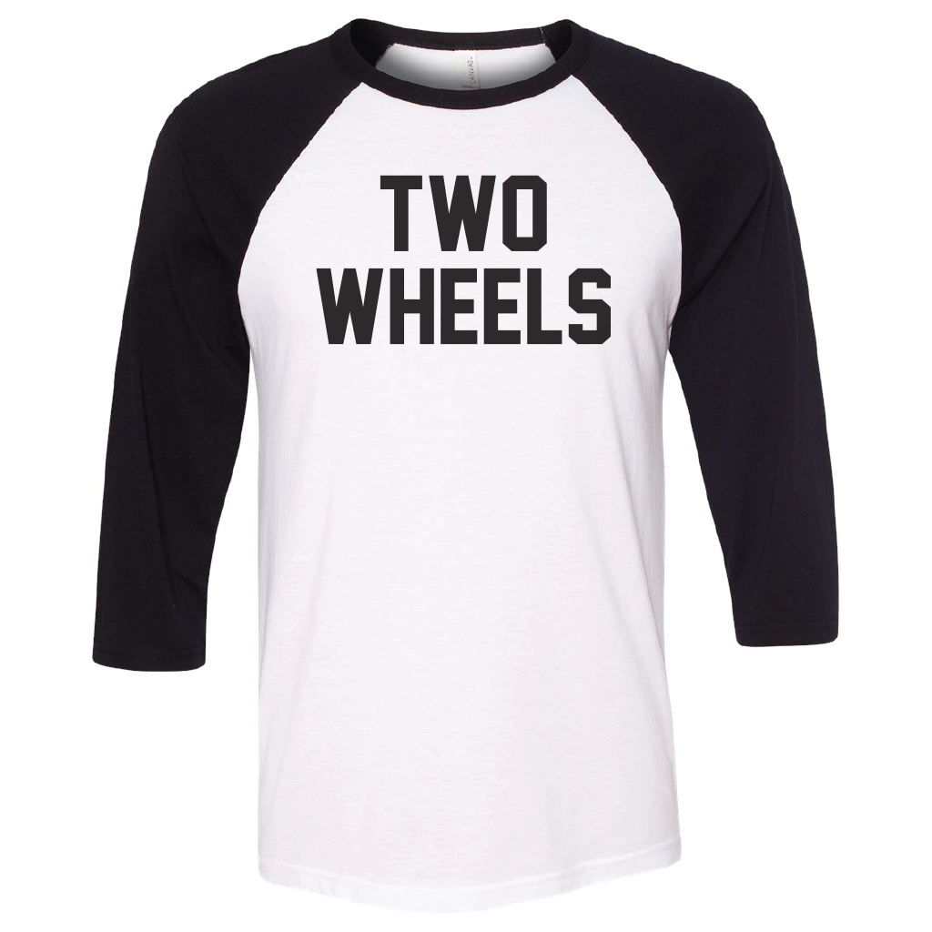 TWO WHEEL RAGLAN