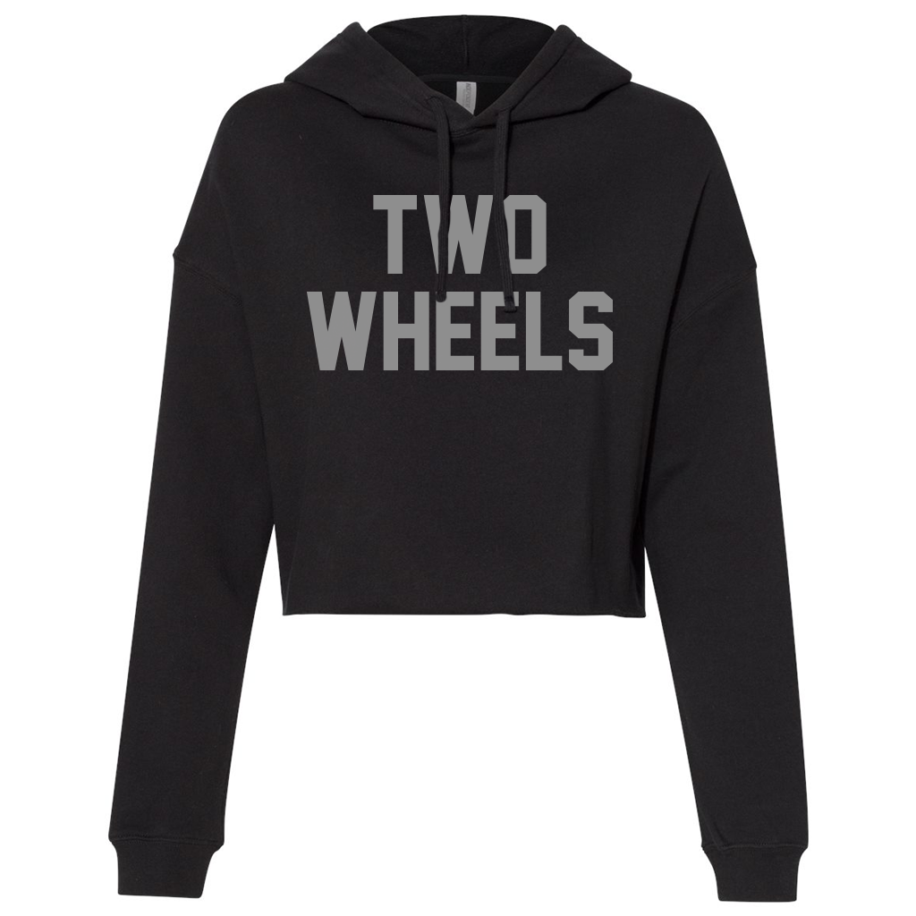 TWO WHEELS LADIES CROP TOP