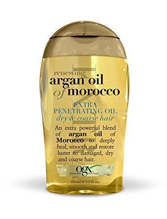 OGX Renewing Argan Oil of Morocco EXTRA PENETRATING OIL Dry & Coarse Hair 3.3 Oz
