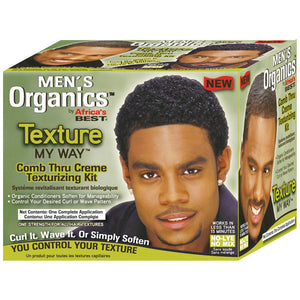 TEXTURE MY WAY MENS COMB THRU KITTEXTURE MY WAY MENS COMB THRU KITTEXTURE MY WAY MENS COMB THRU KIT