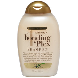 OGX Restoring+ BONDING PLEX SHAMPOO 13 Oz.