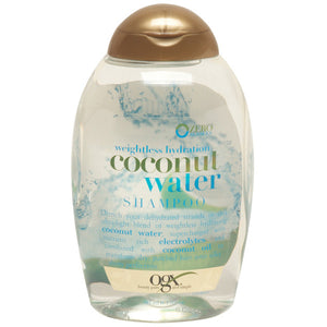 OGX Weightless Hydration Coconut Water SHAMPOO, 13 Fl Ounce