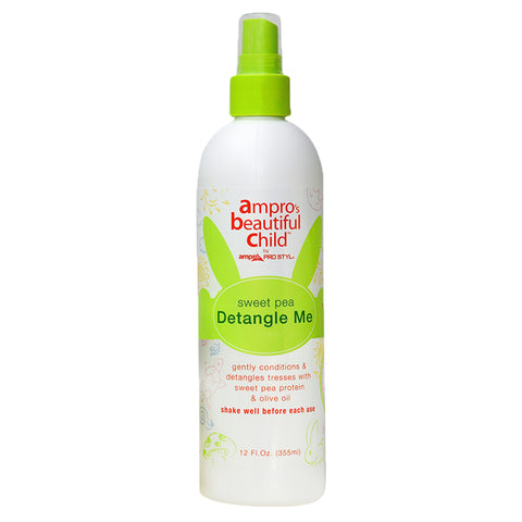 AMPRO BEAUTIFUL CHILD DETANGLING SPRAY 12 Oz