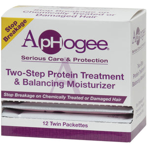 APHOGEE TWO-STEP TREATMENT & BALANCE 1 OZ - DUO PACK (12PK)