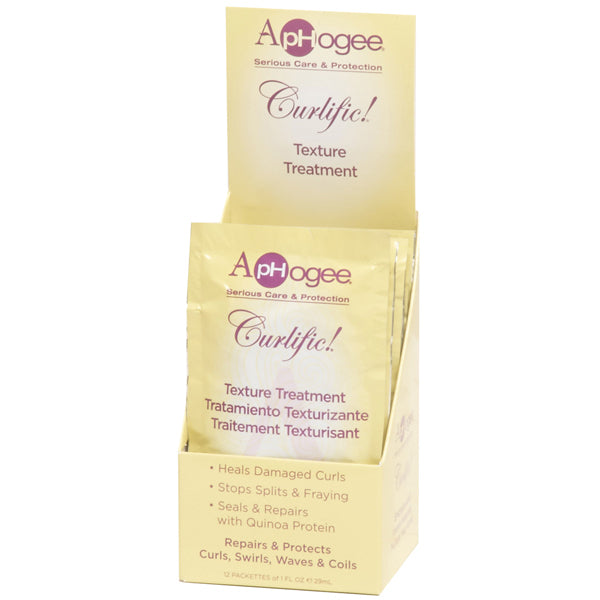 APHOGEE CURLIFIC TREATMENT PK 1 Oz (12PK)