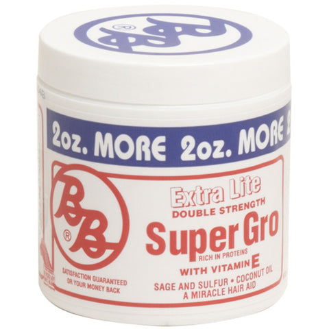 B&B Double Strength Super Gro With Vitamin E, 6 oz