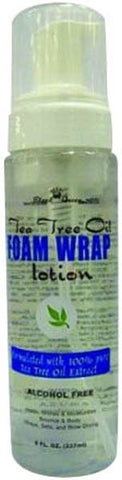 BLACK QUEEN T/TREE FOAM WRAP 8 Oz