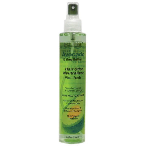 NEXT IMAGE AVOCADO SHEA BUTTER HAIR ODOR SPRAY NEUTRALIZER VITA-FRESH 8 Oz