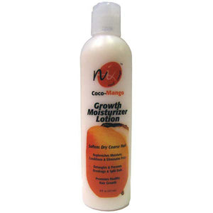 NEXT IMAGE COCO MANGO GROWTH MOIST LOTION 8 OZ
