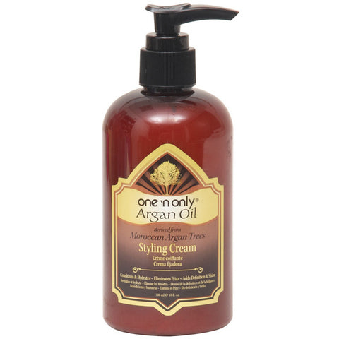 One 'N Only Argan Oil STYLING CREAM 10 Oz