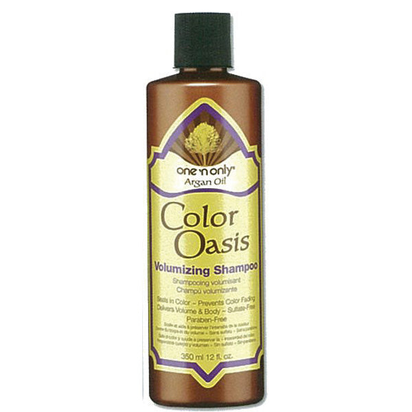 One 'N Only Argan Oil Color Oasis Volumizing SHAMPOO 12 Oz