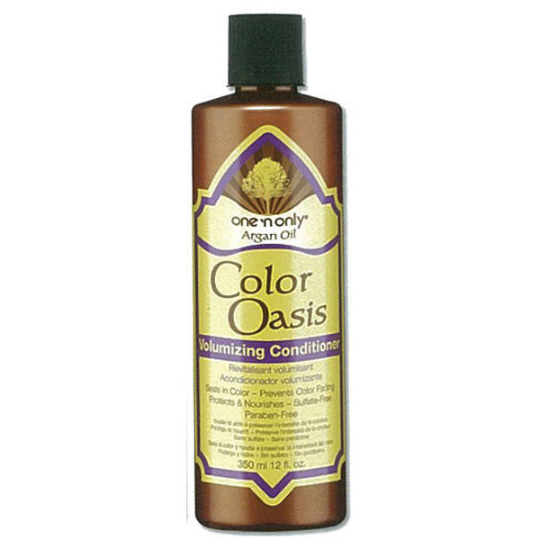 One 'N Only Argan Oil Color Oasis Volumizing CONDITIONER 12 Oz