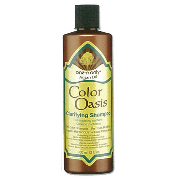 One 'N Only Argan Oil Color Oasis Clarifying SHAMPOO 12 Oz