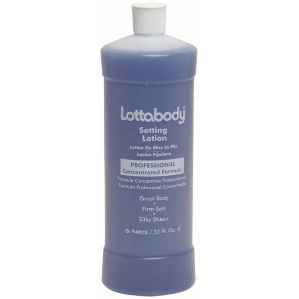 Lottabody SET LOTION-BLUE