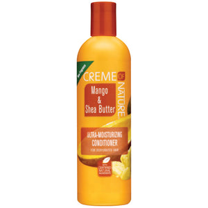 Creme Of Nature Mango&Shea Butter Ultra-Moisturizing Conditioner 12 Oz
