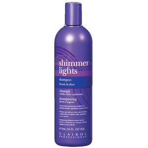 CLAIROL SHIM LIGHTS SHAMPOO BLONDE & SILV