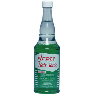 Jeris HAIR TONIC WITH OIL Non-greasy 14 OZ