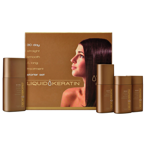 LIQUID KERATIN 30 DAYS STARTER KIT