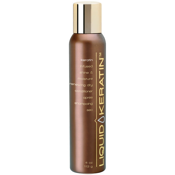 LIQUID KERATIN DRY CONDITIONER 4 OZ