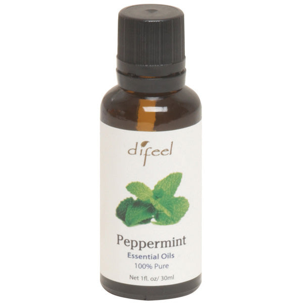 DIFEEL 100% ORGANIC - PEPPERMINT OIL 1 OZ