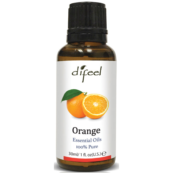 DIFEEL 100% ORGANIC - ORANGE OIL 1 OZ