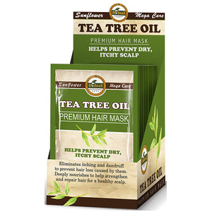 DIFEEL PREMIUM HAIR MASK TEA TREE OIL 1.75 OZ