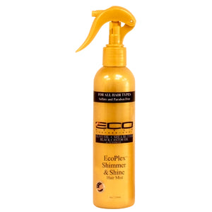 ECOPLEX GOLD SHIMMER SPRAY 8 OZ