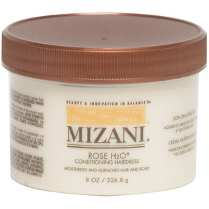 MIZANI ROSEWATER CONDITIONER HAIRDRESS 8 OZ