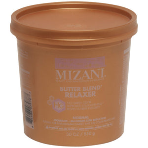 MIZANI BUTTERBLEND RELAXER -MED/NORMAL 30 OZ