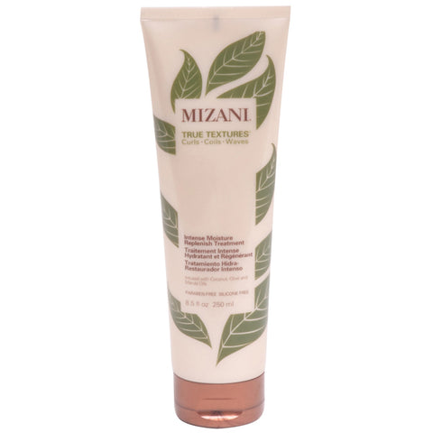 MIZANI CURL REPLENISH MOIST MASQUE 8 OZ