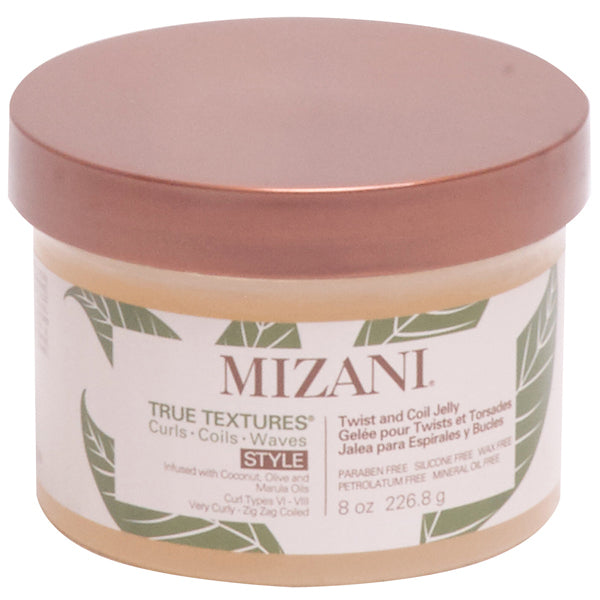 MIZANI CURL PERFECT TWIST N STYLE GELEE 8 OZ